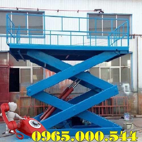 Bàn nâng điện 2 tấn 3m