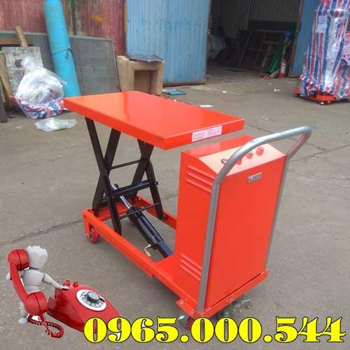 Bàn nâng điện 500kg nâng cao 900mm