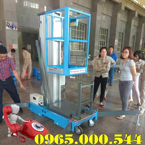 Xe nâng người 10m tại Hưng Yên