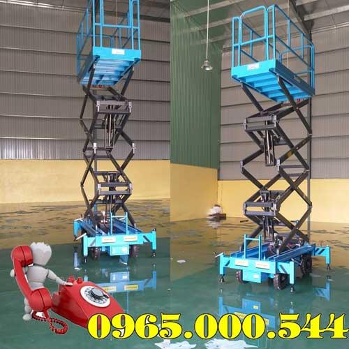 Thang nâng 6m 500kg