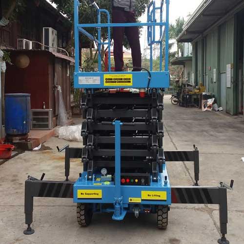 Thang nâng 9m 500kg BestMax