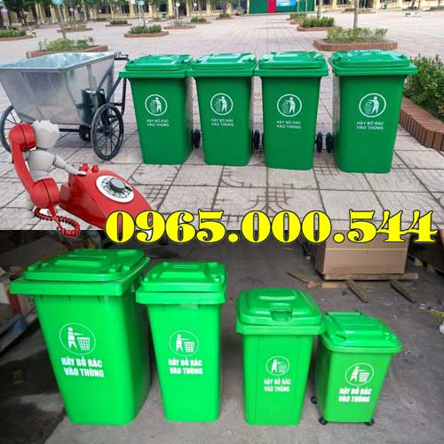 Đại lý phân phối thùng rác công cộng tại Thủ Đức