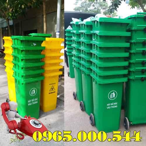 Địa chỉ bán thùng rác công cộng tại Hà Nội