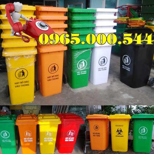 Địa chỉ bán thùng rác tại Sơn tây