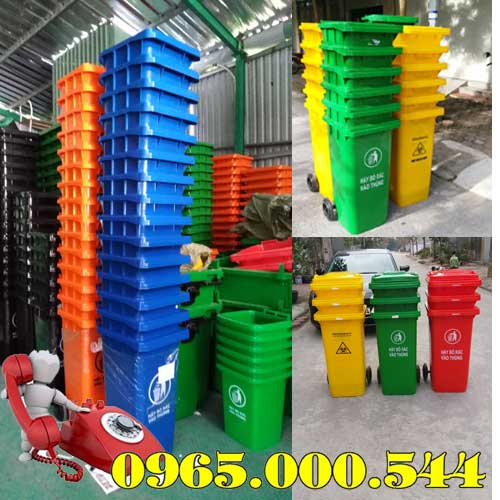 Địa chỉ mua thùng rác công cộng tại Thái Nguyên