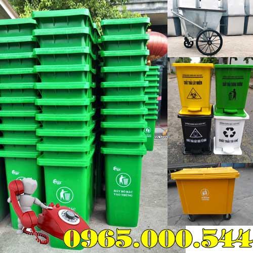 Địa chỉ mua thùng rác tại Lạng Sơn