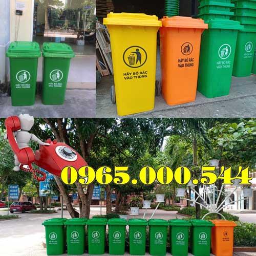 Điểm bán thùng rác tại Quận 12