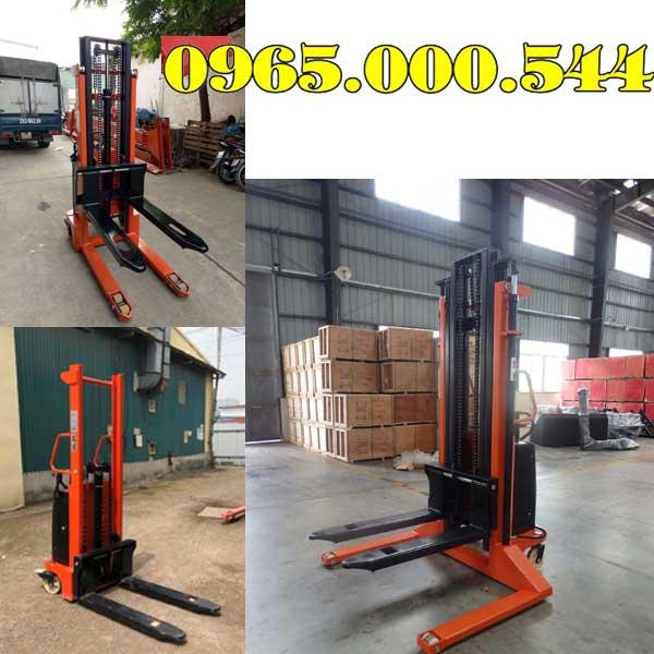 Đại Lý xe nâng điện kéo tay tạ Bắc Ninh