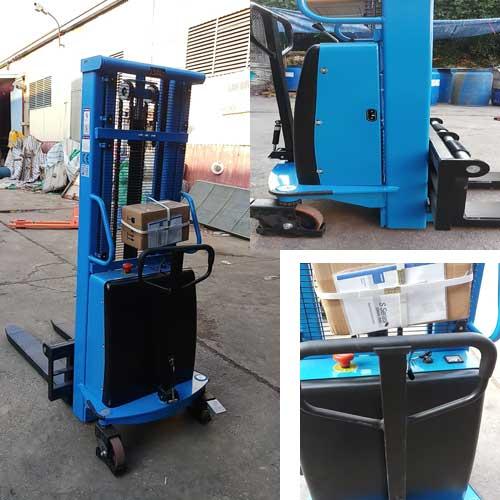 Xe nâng bán tự động 1.5 tấn 3.5 mét Eoslift