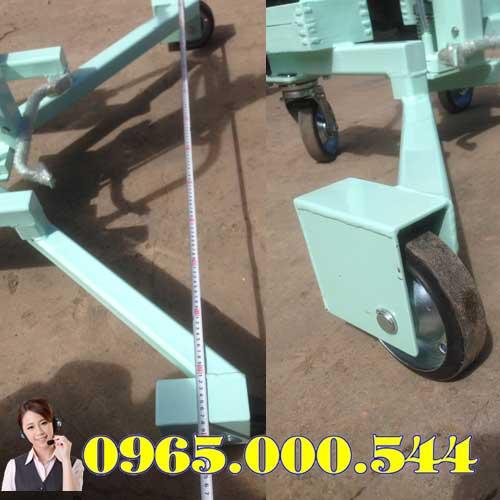 Xe nâng di chuyển phuy DL350 OPK