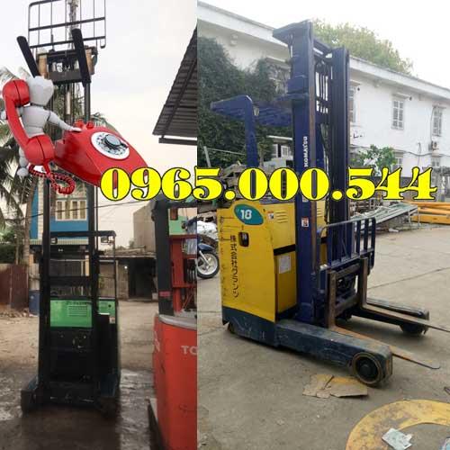 Điểm bán xe nâng điện cũ tại Phú Thọ
