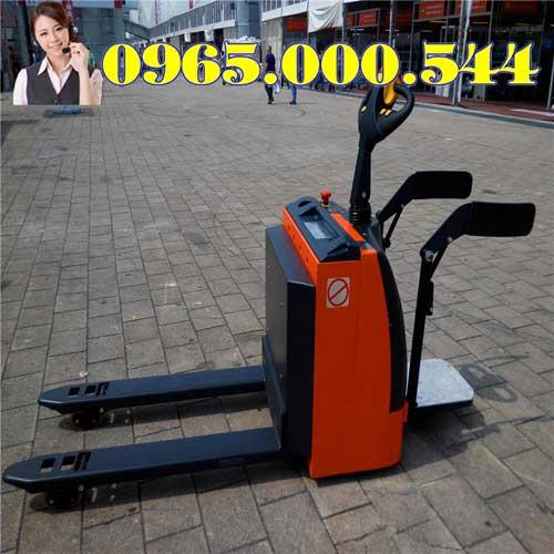 Xe nâng điện thấp 2 tấn