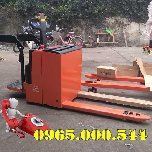 Xe nâng điện thấp 2.5 tấn