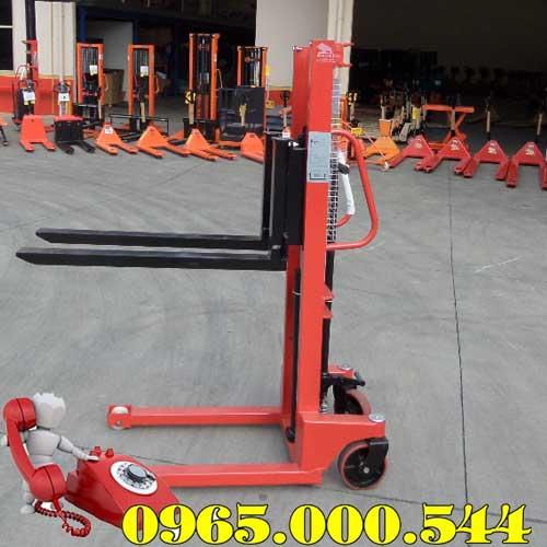 Xe nâng tay cao 500kg nâng cao 1.2m