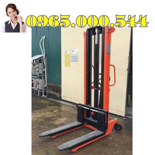 Xe nâng tay cao 1 tấn 2m