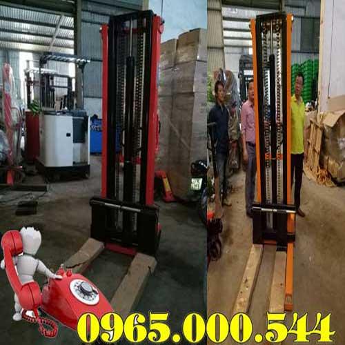 Xe nâng tay cao 1.5 tấn 3m