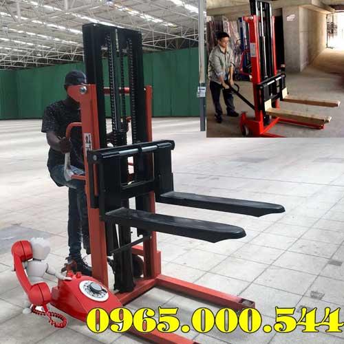 Xe nâng tay cao 2 tấn 2.5m