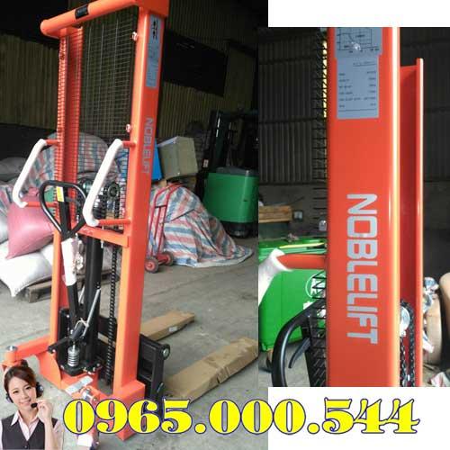 xe nâng tay cao giá rẻ tại Bắc Ninh