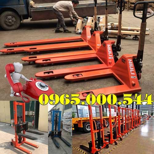 Địa chỉ bán xe nâng tay tại Gia Lâm Long Biên