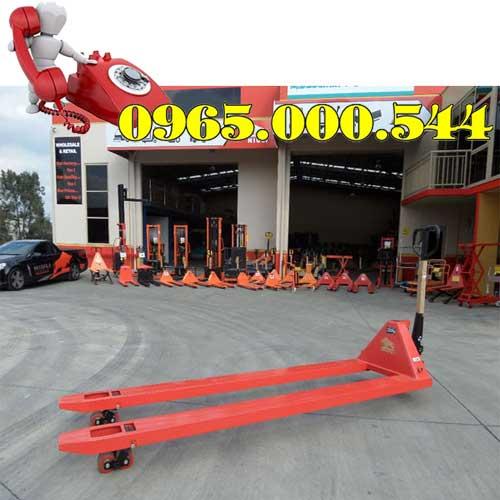 Xe nâng tay 2 tấn càng dài 1.8m