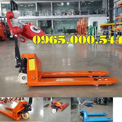 Xe nâng tay 5 tấn giá rẻ tại Bắc Ninh