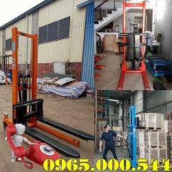 Địa chỉ bán xe nâng tay cao 1 tấn tại Hà Nội giá chỉ từ 8 triệu đồng