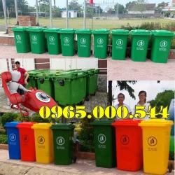 Đại lý thùng rác công cộng tại Quận 7 SỈ và LẺ giá tốt nhất